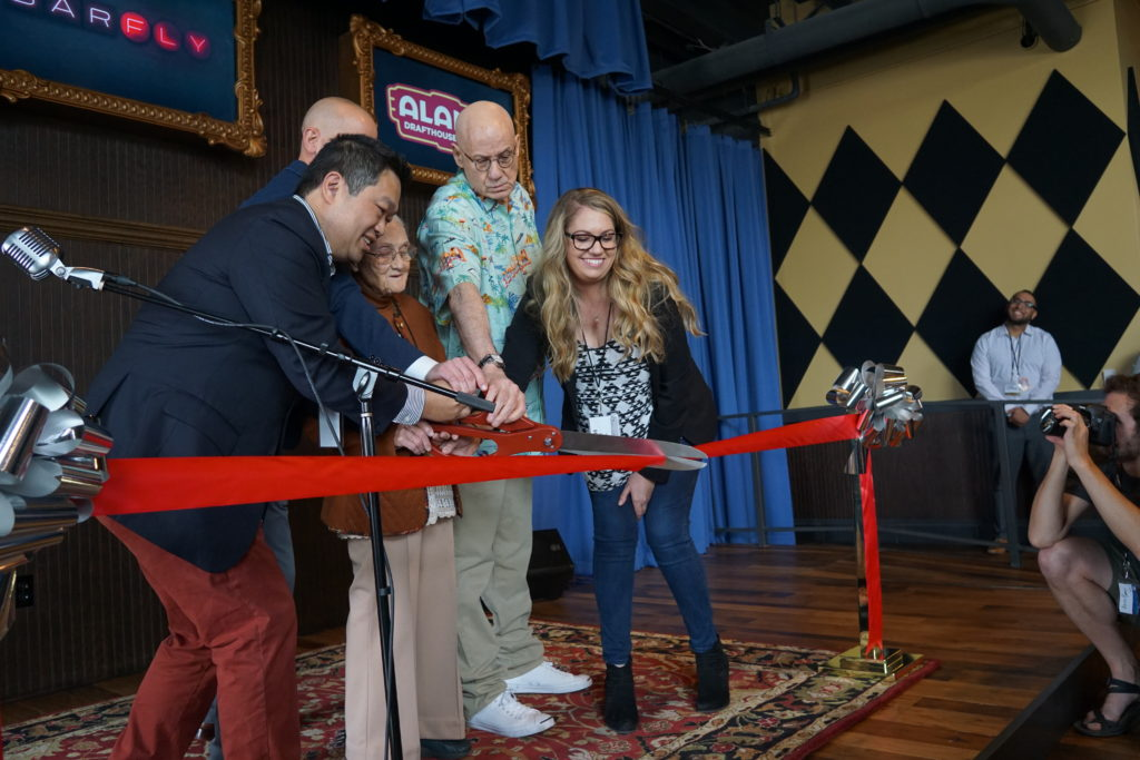 Ribbon Cutting at Alamo Drafthouse Sloans Lake