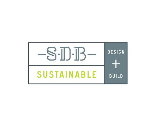Sustainable Design Build Logo